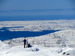 Edurne_Pasaban_groenlandia_greenland_aventura_mountain_montana_snow_nieve_ice_hielo_views_vistas_peak_pico (edurnepasaban) Tags: snow mountains ice expedition nieve performance peak adventure virgin greenland hielo montaas aventura virgenes groenlandia expedicion edurnepasaban
