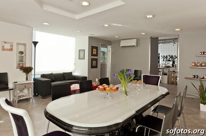 Salas de jantar decoradas (116)