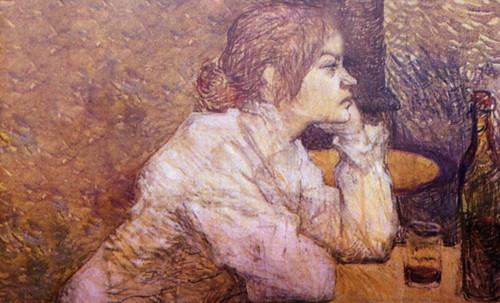 "Las Madeleines escuchando la soleada soledad, descripciones de Henri de Toulouse Lautrec (1889) y Pablo Picasso (1904). • <a style=""font-size:0.8em;"" href=""http://www.flickr.com/photos/30735181@N00/8815715640/"" target=""_blank"">View on Flickr</a>"