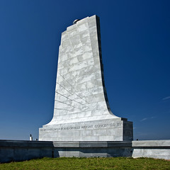 Wright Brothers Memorial '12 (Gallery 2 Images) Tags: history canon landscape flying nc memorial famous flight northcarolina historic outerbanks wrightbrothers 2012 killdevilhills americanhistory wilburwright firstinflight orvillewright