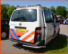 Dutch Police T5 GP VW. (NikonDirk) Tags: holland netherlands dutch vw volkswagen utrecht cops traffic nederland police environmental cop t5 emergency gp transporter unit gooi politie touran vechtstreek verkeer midden hulpverlening nikondirk