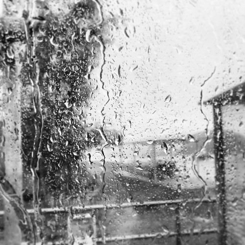 Rain, again...