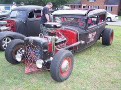 1931 FORD SEDAN RAT ROD (classicfordz) Tags: