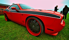 Dodge Challenger SRT8 1 (Hoenska) Tags: auto cars car us dodge mopar autos challenger uscar uscars