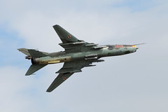 Su-22M-4 Fitter, 3820 (WestwardPM) Tags: volkel fitter sukhoi su22 polishairforce