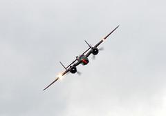 How low No 1? (Whipper_snapper) Tags: uk england pentax aircraft gb essex dc4 northweald pentaxk5 dutchb25