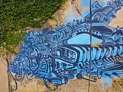 Kochi Street Art (jonhuskisson) Tags: asia india kerala kochi fortcochin streetart art graffiti travel backpacking world culture