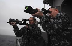 sailors security ussnimitz cvn68 ussnimitzcvn68 la9p laserdazzler