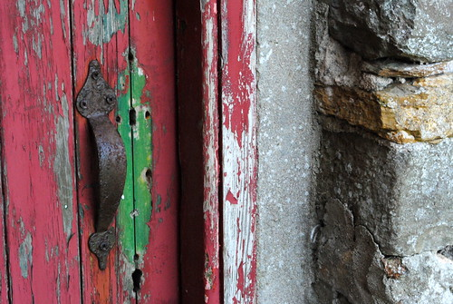 Door Handle, Orkney
