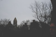 a dreary New York day (onbeperkte) Tags: old nyc newyorkcity light boy summer sky sun newyork film nature colors skyline architecture photography texas centralpark hipster indie cliche edit oldfashioned