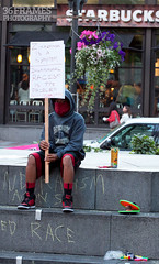 Trayvon Martin Rally (36 Frames Photography) Tags: george peace martin tea rally photojournalism pro anarchy 365 anti skittles zimmerman unjust trayvon 36framesphotography