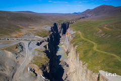 Jökulsárgljúfur (icecold46) Tags: iceland highland eastland austurland kárahnjúkar jökulsárgljúfur hálendi