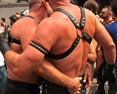 dore alley, san francisco (2013) (mendolus shank) Tags: city black true leather alley san francisco you we sin rise harness powerful shall dore shank letsdance tonightaway mendolus letsdancetonightaway