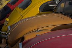 Retired (GreyStump) Tags: vw rust beetle australia canberra fyshwick greystump whyallastreet copyrightcolinpilliner