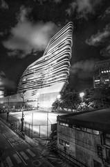 Zaha Hadid: Innovation Tower / 香港理工大學建築之形 Hong Kong Polytechnic University Architecture Forms / Crazyisgood / SML.20130730.6D.24784_5_6.HDR.BW (See-ming Lee 李思明 SML) Tags: china urban blackandwhite hk architecture cn photography hongkong design blackwhite crazy creativecommons forms 中国 城市 香港 建筑 建築 黑白 hdr highdynamicrange hkg 中國 6d zahahadid hunghom 摄影 canon1740f4l sml 攝影 香港理工大學 polyu 紅磡 形 fav10 ccby seeminglee canonef1740f4lusm hongkongpolytechnicuniversity canon6d smlprojects crazyisgood 李思明 smluniverse canoneos6d smlphotography smlbw smlforms smlhdr flickrstats:views=10000 flickrstats:views=5000 sml:projects=forms sml:projects=bw sml:projects=crazyisgood sml:projects=hdr sml:projects=architecture fl2fbp 創新樓 innovationtower