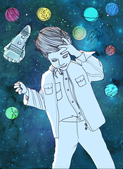 imaginrio (Daniele Dirio) Tags: illustration universe daniele dirio