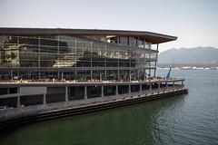 Vancouver Convention Center - LMN (1) (evan.chakroff) Tags: canada vancouver britishcolumbia da conventioncenter 2009 mcm lmnarchitects lmn vancouverconventioncenter evanchakroff vcec vancouverconventionexhibitioncenter chakroff