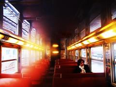 Dans le train (L'instant c'est moi) Tags: