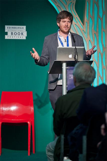 Duncan Clark talks climate change