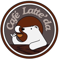 Cafe Latte' Da Logo 2