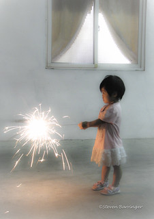 first sparkler ever