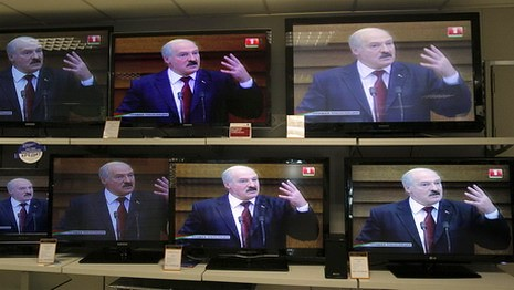Bobruisk and Zhlobin switching to digital TV - Telegraf.by
