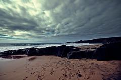 Siempre estars en mi corazn (Claudia Gaiotto) Tags: ocean wild sky beach clouds fuerteventura playa cielo nubes elcotillo sopravento islacanaria