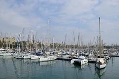 DSC_3901 (Cha gi Jos) Tags: barcelona espaa port spain catalonia barceloneta catalunya oldport espagne oldcity catalua spanien barcelone portvell katalonien catalogne ciutatvella