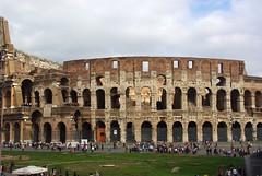 Vacances romaines (PierreG_09) Tags: italie colisée antiquités rme amphithéâtreromain amphithéâtreflavien