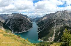 Lago di Livigno (SO) (Biagio ( Ricordi )) Tags: livigno sondrio lago canon italia italy laghi lake landscapes montagna mount mountain fiume natura