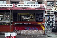 Street Food (alexsap) Tags: street holland netherlands amsterdam dam canals