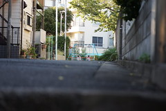 (noji-ichi) Tags: japan tokyo sony daughter mother sigma swing ikebukuro      emount nex3 sigmaa60mmf28dn vision:sky=0619 vision:outdoor=0814 vision:car=0632