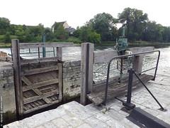 le barrage de Chisseaux (Dominique Lenoir) Tags: photo barrage cluse indreetloire 37150 chisseaux dominiquelenoir