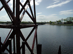 River from Yoker Ferry 07