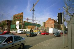 Belfast Gasworks - Ormeau Avenue Corner 2
