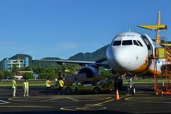 Last flight (Mark Obusan) Tags: people last dead ramp flight cargo filipino worker contract coffin vrc catanduanes overseas cadaver deceased ofw ocw virac 5j cebupacific repatriated rpuv