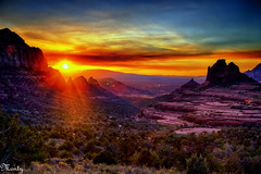 Scenes of Sedona, Arizona (concho cowboy) Tags: virtualjourney