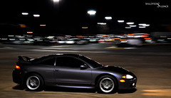 Eclipse GSX (Seductive Silence Photography) Tags: eclipse turbo gst mitsubishi gsx awd dsm 2g 4g63 rollingshot