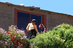 Lago Titicaca Isla Taquile su gente Peru 41 (Rafael Gomez - http://micamara.es) Tags: peru titicaca lago gente perú su taquile isla intika