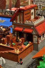 Diorama Castle 09