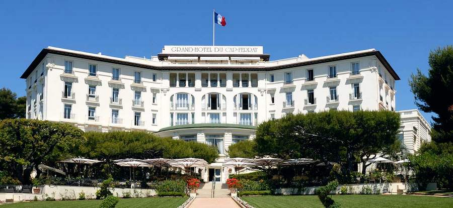 Grand Hotel Cap Ferrat, где за один день обчистили три сейфа