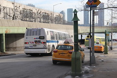 IMG_4961 (GojiMet86) Tags: street new york city nyc bus buses 1 1st m42 mta 1998 1956 rts avenue 42 42nd 3100 5064 t80206 tdh5106