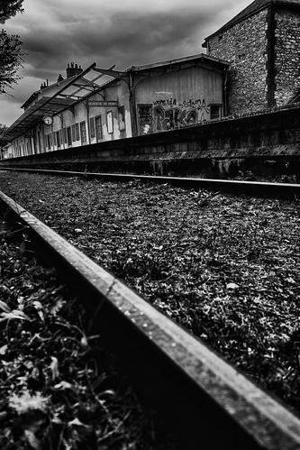 {Urbex} Gare oubliée