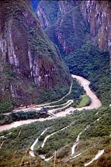 Machu Picchu, 1977