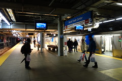 NJT Path - WTC (#02322) (Kordian) Tags: ny newyork worldtradecenter transportation wtc gps groundzero highiso mp10 njmasstransit njtpath sonydscrx100m2