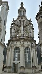 la Torre centrale del Castello di Chambord