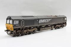 Class 66 MRCE 653-10 (Romar Keijser) Tags: scale ho 187 modelspoor h0 modeltrein weatheren