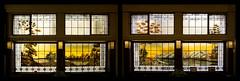 Taverne L'Espérance (Ciao Anita!) Tags: windows friends brussels collage hotel belgium belgique belgië bruxelles stainedglass ramen artdeco brussel glasinlood taverne belgio albergo vetrata finestre theunforgettablepictures theperfectphotographer biennaleartnouveau2013