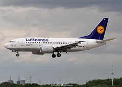 D-ABIA B737-500 Lufthansa (MM - Aviation Photography) Tags: boeing dusseldorf lufthansa 737 dus 737500 dabia