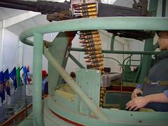 59 50Cal Browing Machine Guns  of Elco PT Boat (Bravehardt) Tags: fall river boat cove massachusetts machine guns battleship pt browning 50cal elco